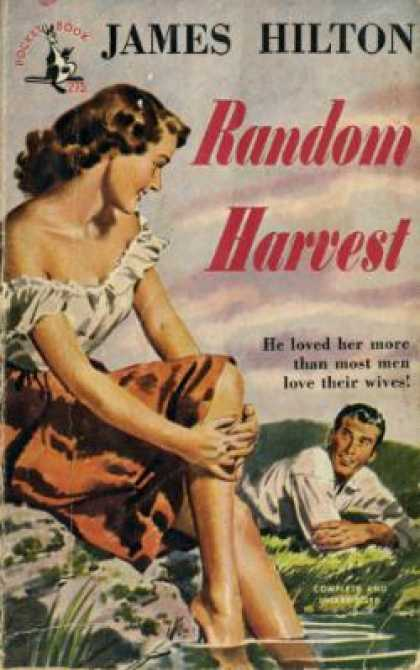 Pocket Books - Random Harvest