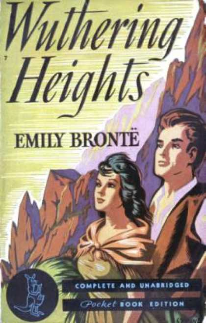Pocket Books - Wuthering Heights - Emily Bronte