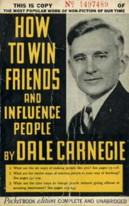Pocket Books - How To Win Friends and Influence People