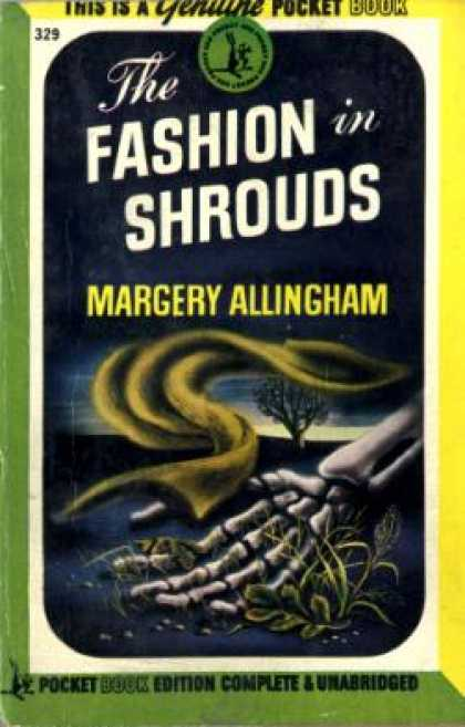Pocket Books - The Fashion In Shrouds - Margery Allingham