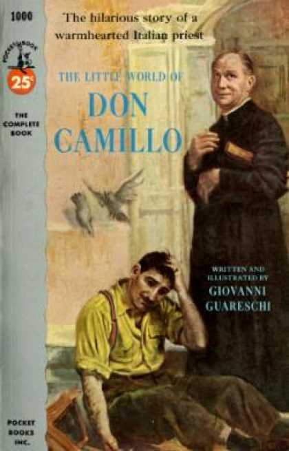 Pocket Books - The Little World of Don Camillo