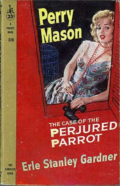Pocket Books - The Case of the Perjured Parrot