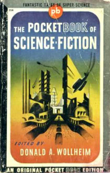 Pocket Books - The Pocket Book of Science-fiction