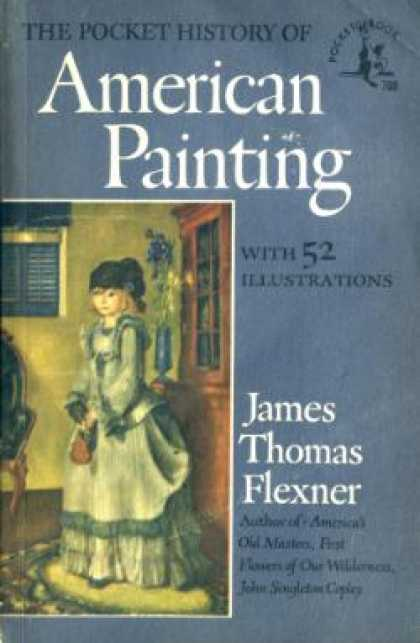 Pocket Books - The Pocket History of American Painting - James Thomas Flexner