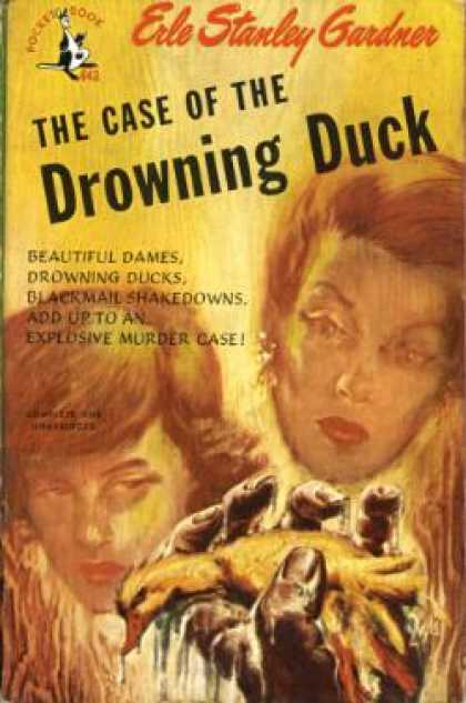 Pocket Books - The Case of the Drowning Duck - Erle Stanley Gardner