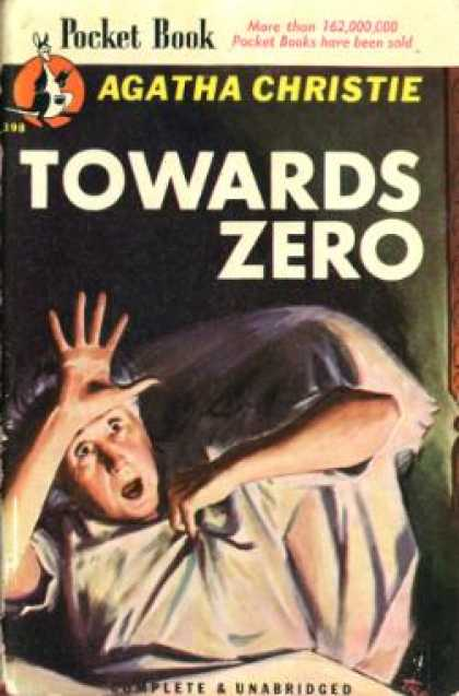 Pocket Books - Towards Zero - Agatha Christie