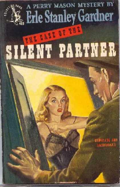 Pocket Books - The Case of the Silent Partner