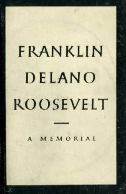 Pocket Books - Franklin Delano Roosevelt