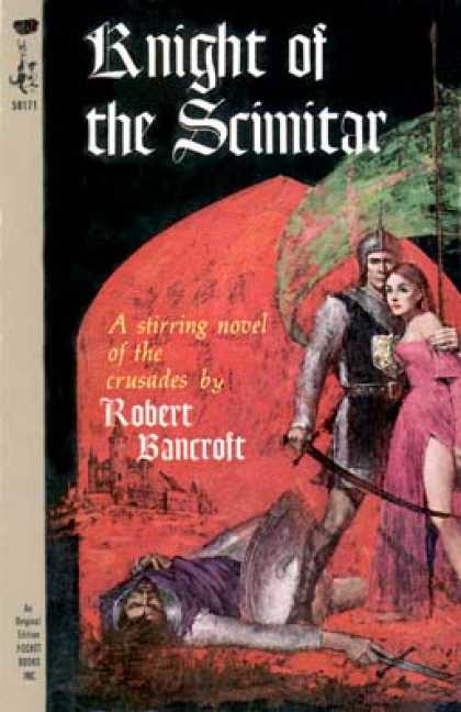 Pocket Books - Knight of the Scimitar - Robert Bancroft