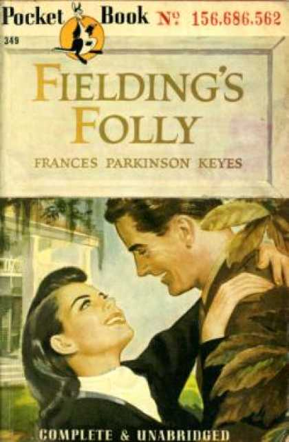 Pocket Books - Fielding's Folly - Frances P. Keyes
