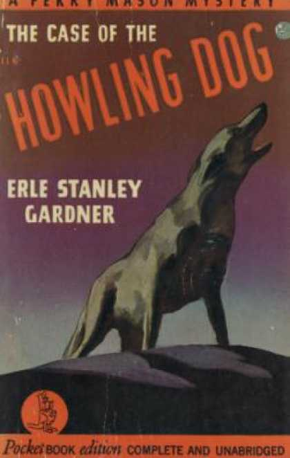 Pocket Books - The Case of the Howling Dog: Perry Mason Mystery - Erle Stanley Gardner