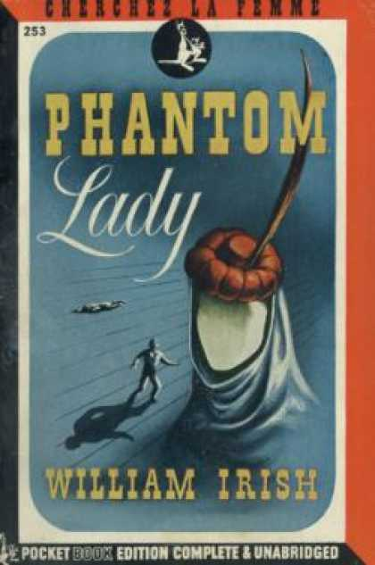 Pocket Books - Phantom Lady - Cornell Woolrich) Irish William