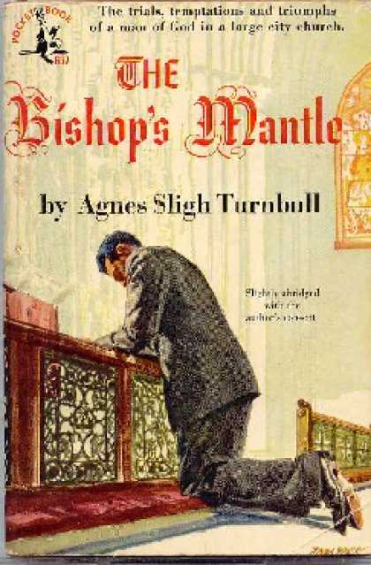 Pocket Books - The Bishop's Mantle - Agnes Sligh Turnbull