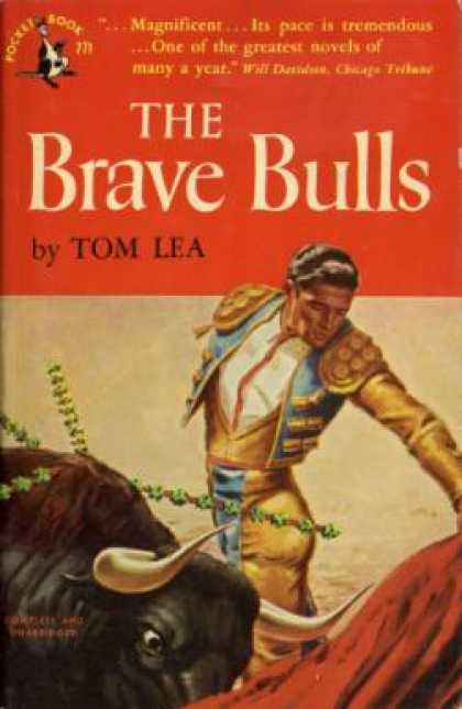 Pocket Books - The Brave Bulls