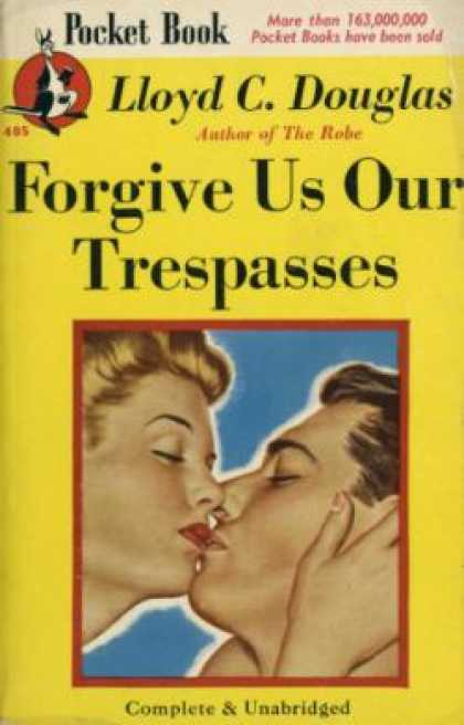 Pocket Books - Forgive Us Our Trespasses - Lloyd C. Douglas