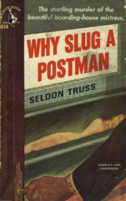 Pocket Books - Why Slug a Postman - Seldon Truss