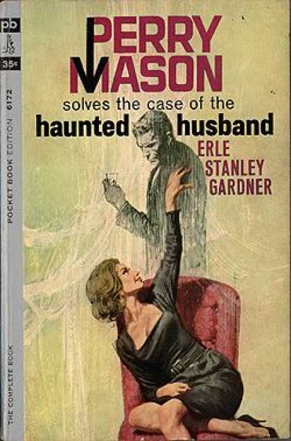 Pocket Books - Perry Mason Solves the Case of the Haunted Husband