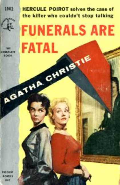 Pocket Books - Funerals Are Fatal - Agatha Christie