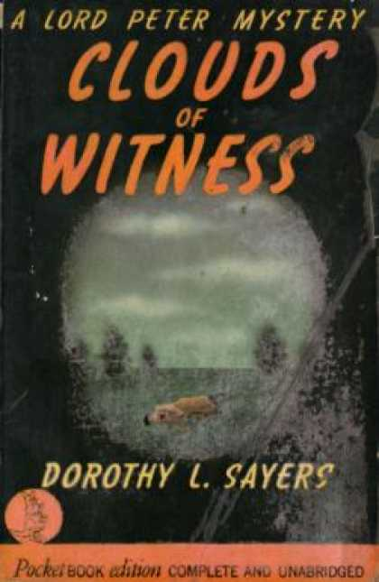 Pocket Books - Clouds of Witness - Dorothy L. Sayers