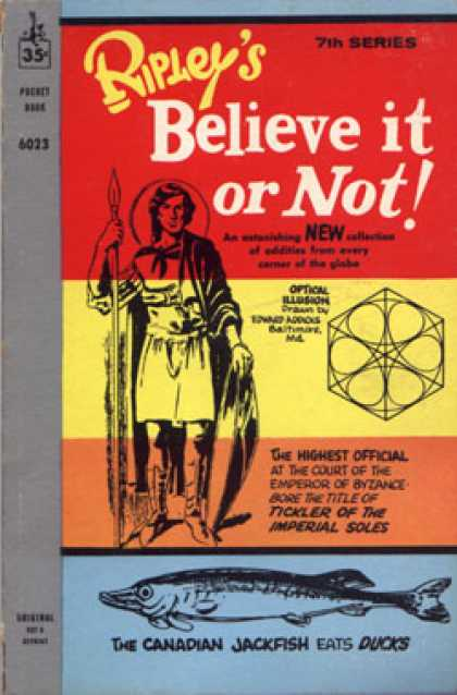 Pocket Books - Ripley's Believe It or Not! 7th Series - Ripley