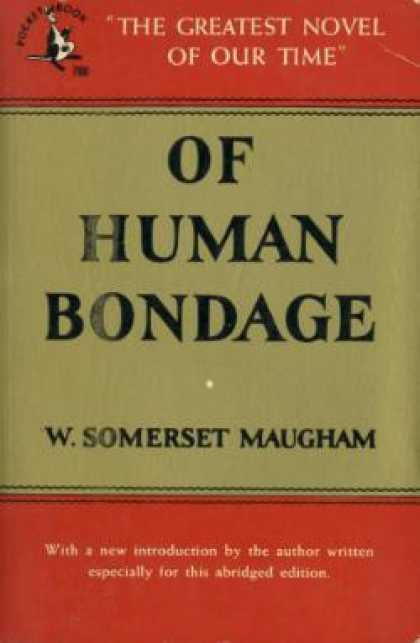 Pocket Books - Of Human Bondage - W. Somerset Maugham