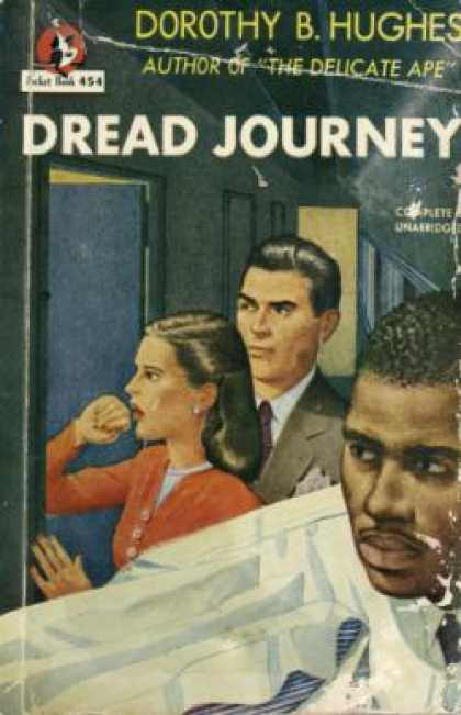 Pocket Books - Dread Journey - Dorothy B Hughes