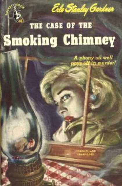 Pocket Books - The Case of the Smoking Chimney - Erle Stanley Gardner