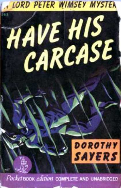 Pocket Books - Have His Carcase: A Lord Peter Wimsey Mystery - Dorothy Sayers
