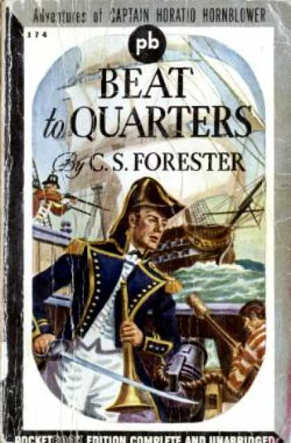 Pocket Books - Beat To Quarters - C. S. Forester