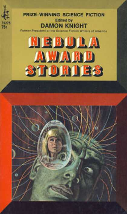 Pocket Books - Nebula Award Stories - Damon Knight