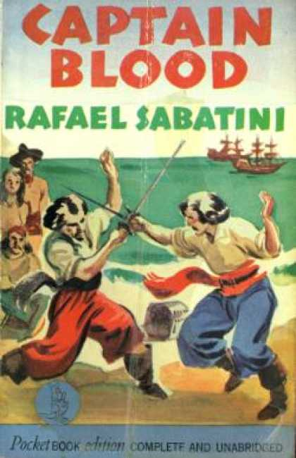 Pocket Books - Captain Blood - Rafael Sabatini