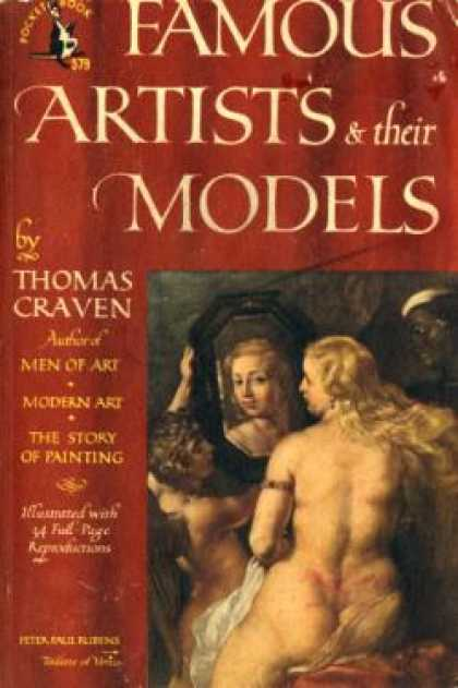 Pocket Books - Famous Artists and Their Models