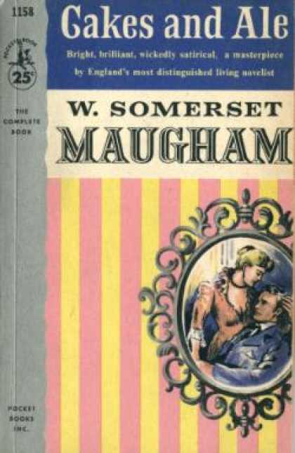 Pocket Books - Cakes and Ale - W. Somerset Maugham