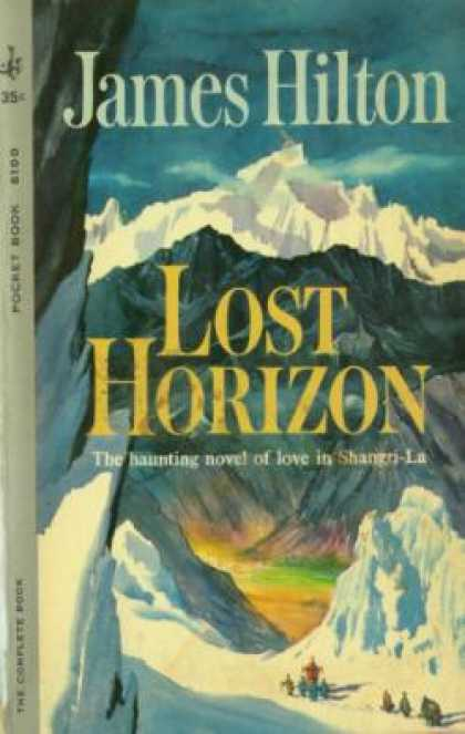 Pocket Books - Lost Horizon