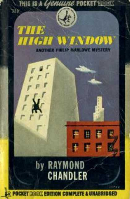 Pocket Books - The High Window - Raymond Chandler