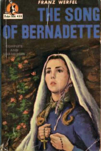 Pocket Books - The Song of Bernadette