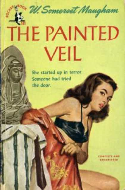 Pocket Books - The Painted Veil - W. Somerset Maugham
