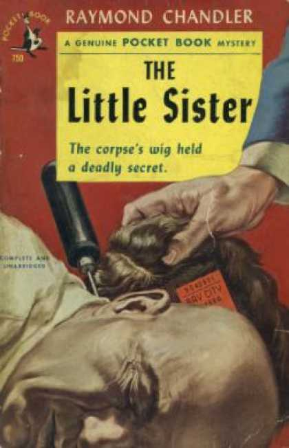 Pocket Books - The Little Sister - Raymond Chandler