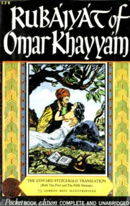 Pocket Books - Rubaiyat of Omar Khayyam - Edward Fitzgerald