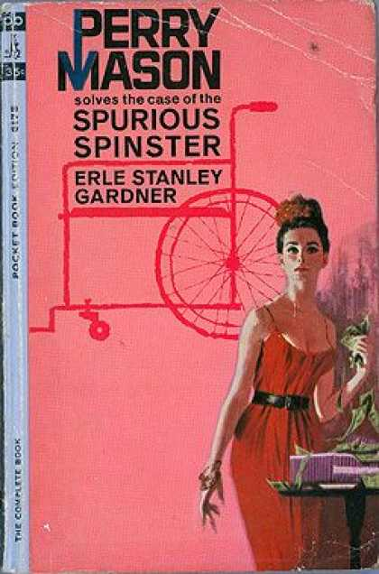 Pocket Books - The Case of the Spurious Spinster
