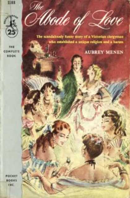 Pocket Books - The Abode of Love - Aubrey Menen