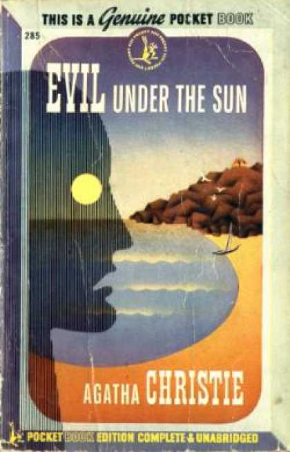 Pocket Books - Evil under the sun - Agatha Christie