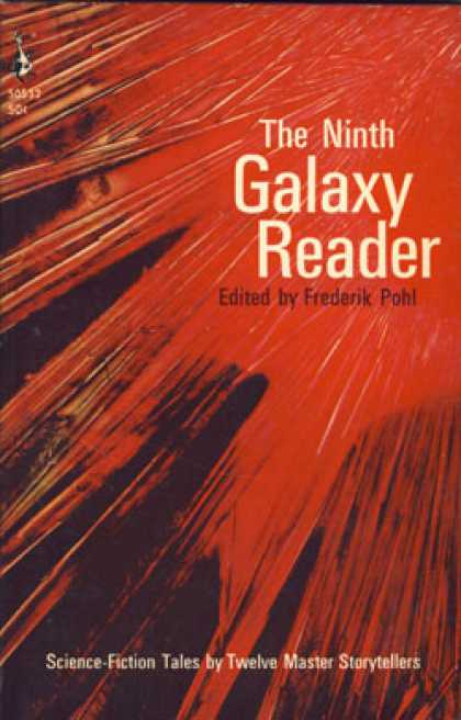 Pocket Books - The Ninth Galaxy Reader - Pocket 50532