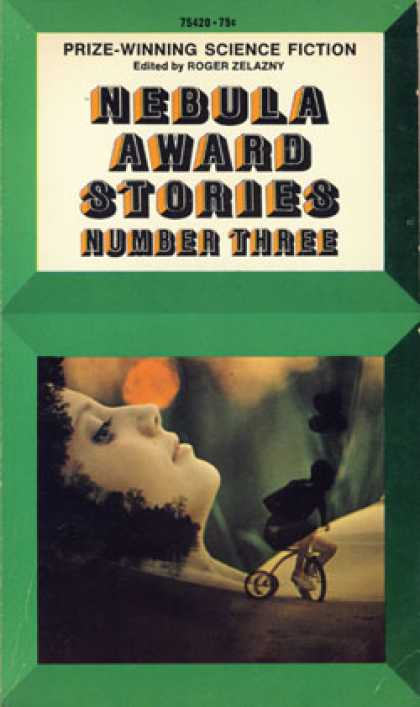 Pocket Books - Nebula Award Stories Number Three