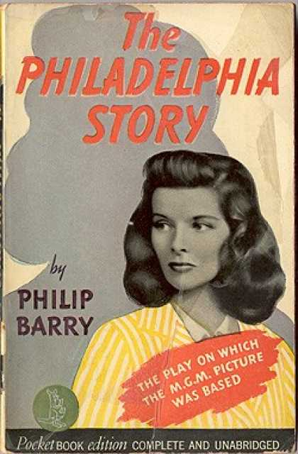 Pocket Books - The Philadelphia Story: A Play - Philip Barry