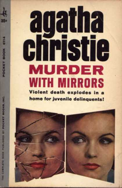 Pocket Books - Murder With Mirrors