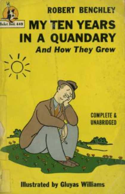 Pocket Books - My Ten Years In a Quandry