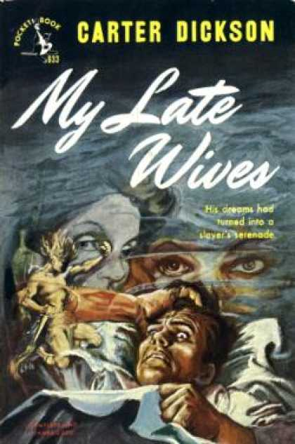 Pocket Books - My Late Wives - Carter Dickson