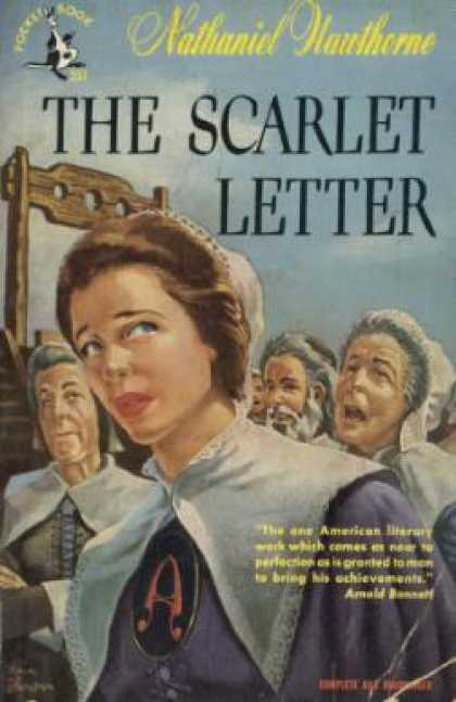 an analysis of the contrary on the scarlet letter