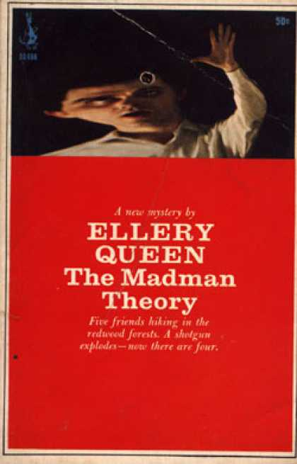 Pocket Books - The Madman Theory